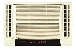 Hitachi RAT518HUD Summer TM Window AC (1.5 Ton, 5 Star Rating, White)