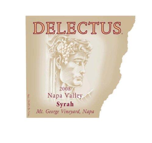2008 Delectus Syrah, Napa Valley - 750 Ml