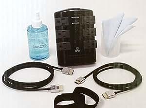 Onn Platinum Hdtv Essentials Kit - Hdmi High Speed with Ethernet