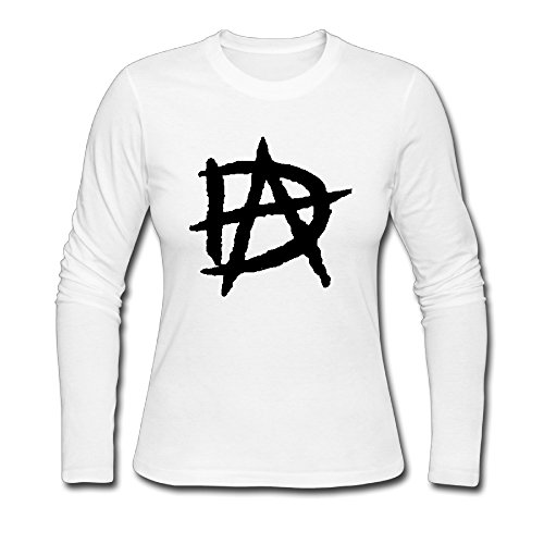 Long Sleeve WWE Diva Dean Ambrose T Shirt T Shirt Juniors 100 Cotton Crew NeckWomen (Wwe Dean Ambrose Vest compare prices)