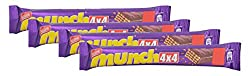 Hypercity Combo - Nestle Munch Coated Wayfarers Chocolate, 32g (Buy 3 Get 1, 4 Pieces) Promo Pack