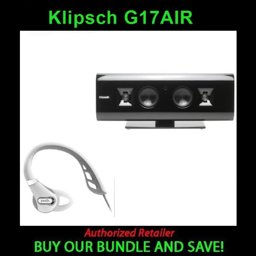 Klipsch Gallery G-17 2.0 Speaker System - 60 W Rms - Wireless Speaker(S) - Pi...
