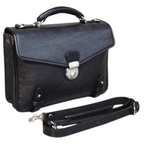 GAZA DINALY BUSINESSII[ガザ・ディナリービジネスII]本革製メンズバッグAOL4873 (ブラック)