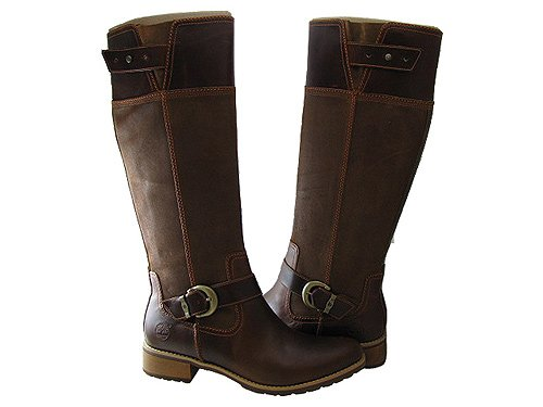 Timberland Women's 26639 Bethel Buckle Knee-High Boot, US 7M
