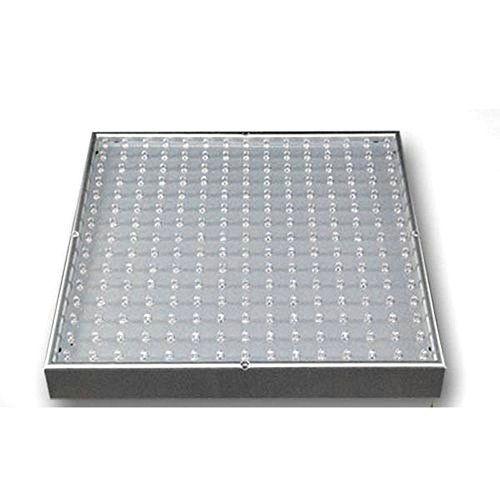 Green House- Multicolor Hydroponic Lamp Plant Panel Light 14Watt 225Pcs Leds 165Red:60Blue