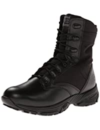 Timberland PRO Men's 8 Inch Valor Soft Toe Side-Zip Duty Boot