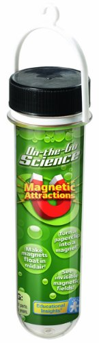 Educational Insights On-the-Go Science Magnetic Attractions