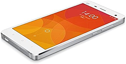 "Xiaomi MI 4 - Smartphone libre Android (pantalla 5"", cámara 13 Mp, 16 GB, Quad-Core 2.5 GHz, 3 GB RAM), blanco"