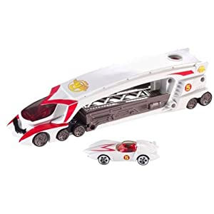 Mattel Speed Racer Launcher Big Rig