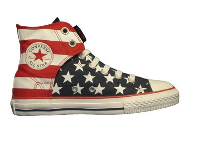 Converse Chuck Taylor All Star Hi Top Easy Slip Red White Blue Infant s 8  Reviews 7f13cf0ee