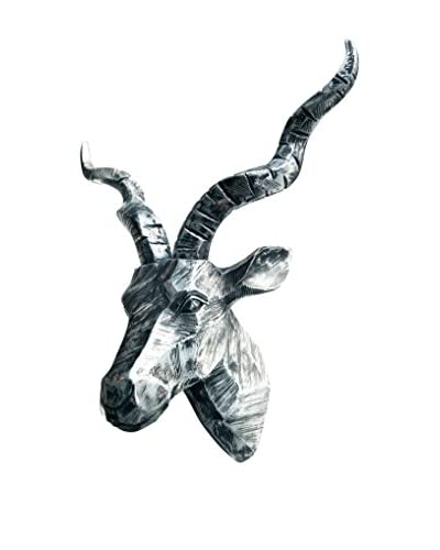 Interior Illusions Kudu Head Wall Hanging