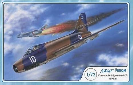 Maquette Dassault Mystère IVA Israel