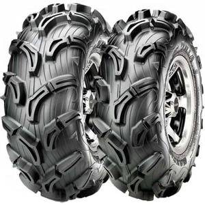 Maxxis MU02 Zilla Rear Tire - 27x11-12/--