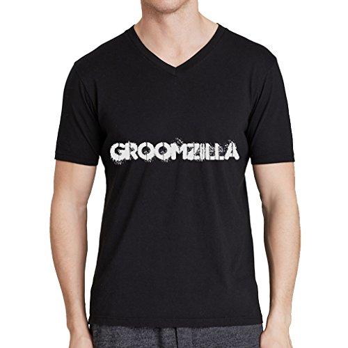 Men's Groomzilla Short-Sleeve Tee For Men Black