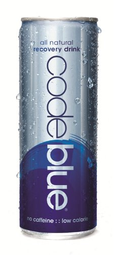 Code Blue Recovery Drink - 12 PackCode Blue Recovery Drink - 12 Pack