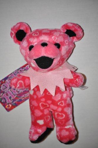 Foolish Heart Grateful Dead Plush Bean Bear