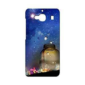 BLUEDIO Designer 3D Printed Back case cover for Xiaomi Redmi 2 / Redmi 2s / Redmi 2 Prime - G0002