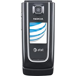 Nokia 6555 AT&T CINGULAR BLACK CAMERA PHONE Unlocked