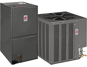 4 Ton 14 Seer Rheem / Ruud Heat Pump System - 13PJL48A01 - RHLLHM4821JA
