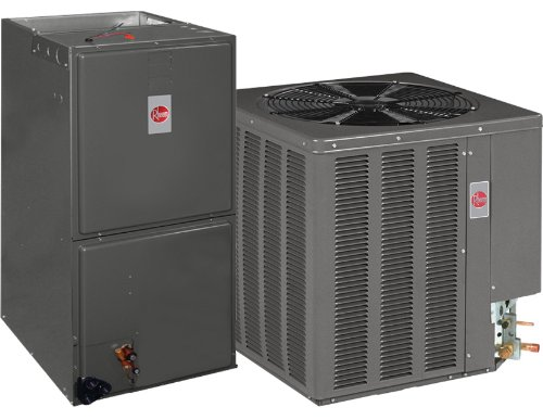 Best Prices! 4 Ton 16 Seer Rheem / Ruud Air Conditioning System - 14AJM49A01 - RHLLHM4821JA