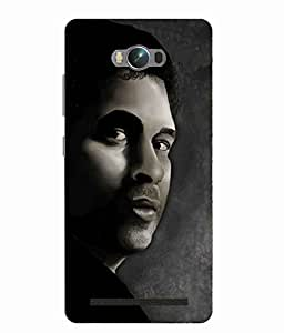 Case Cover Printed Back Cover for Asus Zephone Max