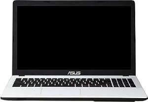 Asus F551MA-SX094D 39,6 cm (15,6 Zoll) Notebook (Intel Celeron N2815, 2,1GHz, 4GB RAM, 500GB HDD, Intel HD, DVD, ohne Betriebssystem) weiß