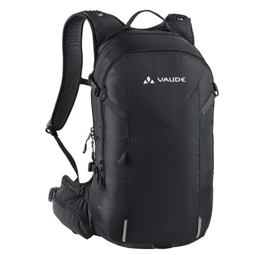 Vaude Path 18-Liter Backpack, Black