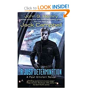 A Just Determination (JAG in Space, Book 1) by John G. Hemry