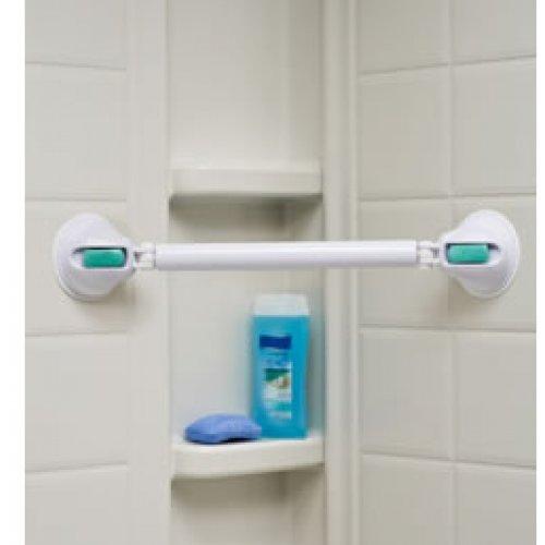 Mommy's Helper Corner Safe-er-Grip Bathtub and Shower Handle, White