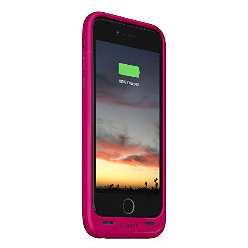 日本正規代理店品・保証付mophie juice pack air for iPhone 6 ピンク  MOP-PH-000096