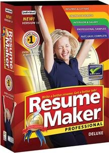 Resumemaker Professional Version 15 [Old Version]