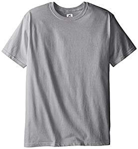 Russell Athletic Men's Basic T-Shirt, Oxford, X-Large