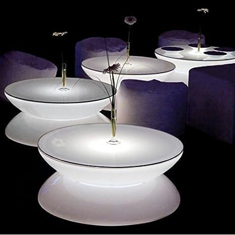 Luce da tavolo, led RGB, ricaricabile, Lounge Bar