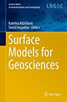Surface Models for Geosciences Front Cover