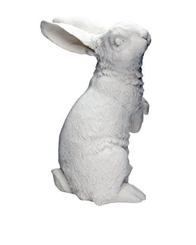 Sandstone Rabbit, White