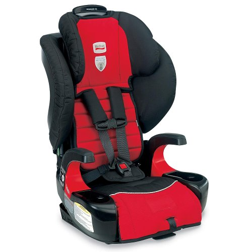 Britax Pioneer 70 Ultimatecomfort Series Combination Harness-2-Booster Car Seat - Congo front-1051501