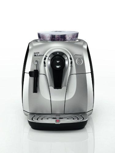Philips Saeco HD8745/47 X-Small Automatic Espresso Machine (Silver)