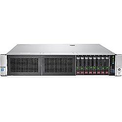 HP 800076-S01 ProLiant DL380 Gen9 - Server - rack-mountable - 2U - 2-way - 1 x Xeon E5-2667V3 / 3.2 GHz - RAM 32 GB - SAS - hot-swap 2.5 inch - no HDD - G200eH2 - GigE - Monitor : none - Smart Buy