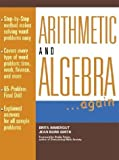 img - for Arithmetic and Algebra Again (Schaum's Paperbacks) by Immergut Brita Smith Jean Burr (1993-12-01) Paperback book / textbook / text book