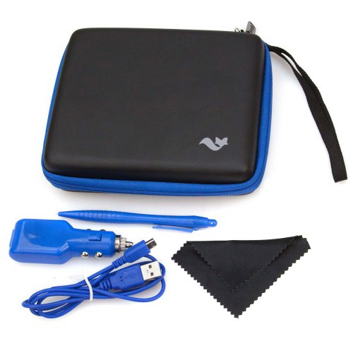 Nintendo 2ds Accessory Travel Pack / Case  Car
