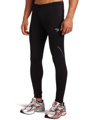 Brooks Men's Infiniti Tight,Black,Large