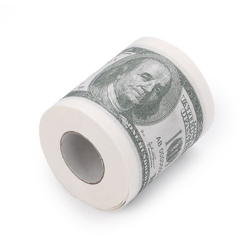 Hde - (Tm) Toilet Paper Roll