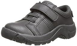 KEEN Austin II Casual Shoe (Toddler/Little Kid),Black/Black,12 M US Little Kid
