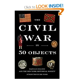 The Civil War in 50 Objects by