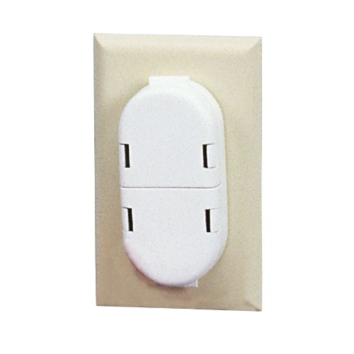 Safety 1St Two-Touch Outlet Covers (2Pk) front-928871