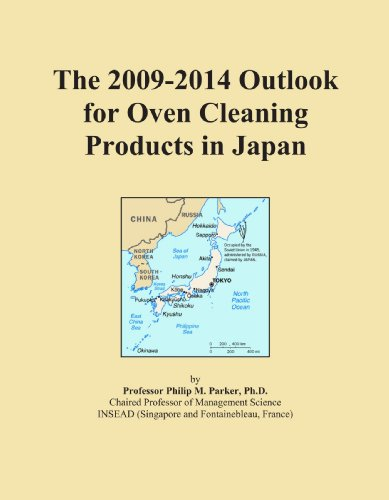 The 2009-2014 Outlook For Oven Cleaning Products In Japan front-531710