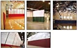Gared Gymnasium Divider Curtains (Call 1-800-327-0074 for pricing)