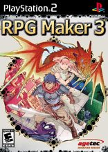 RPG Maker 3 - PlayStation 2