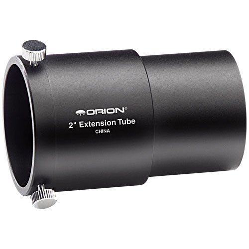Orion 5124 2-Inch Telescope Eyepiece Extension Tube