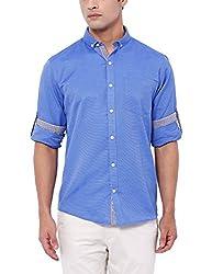 Deezeno Solid Slim Fit Shirt